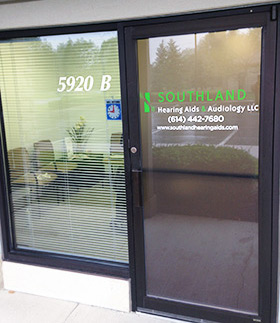 Southland Hearing Aids & Audiology Entrance