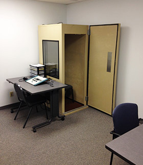 Southland Hearing Aids & Audiology Testing Station