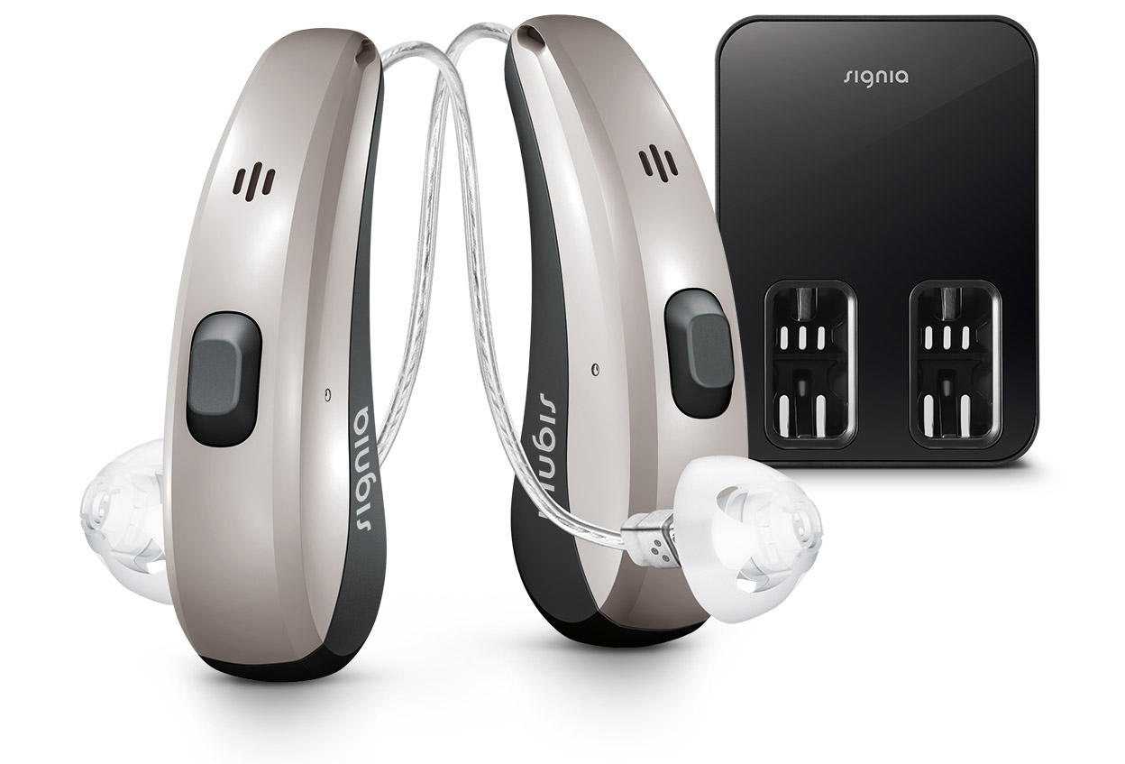 Pure Charge & Go Nx Hearing Aid